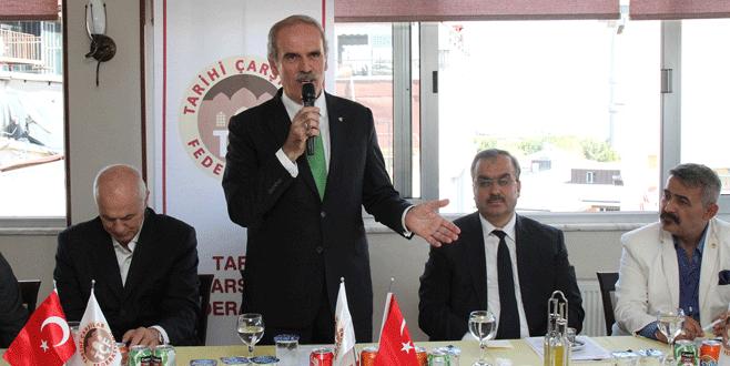 Altepe'ye onursal başkanlık