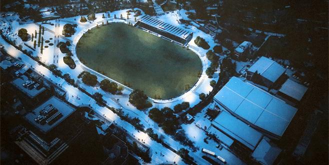 Atatürk Stadı tüm izleriyle yaşatılacak