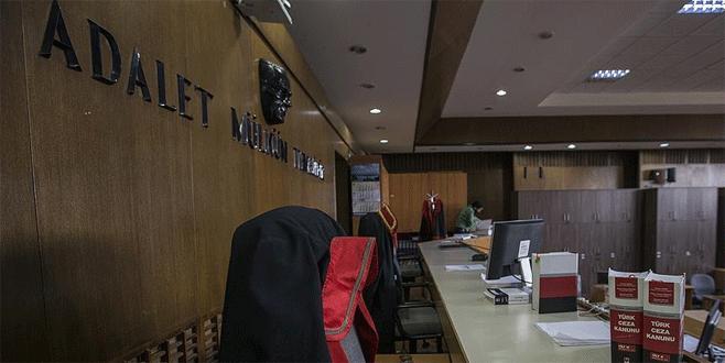 Dink davasını karara bağlayan hakim yakalandı