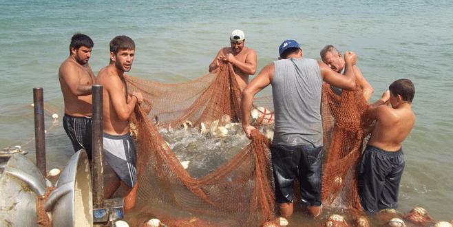 İznik Gölü'ne avlak ihalesi yapıldı
