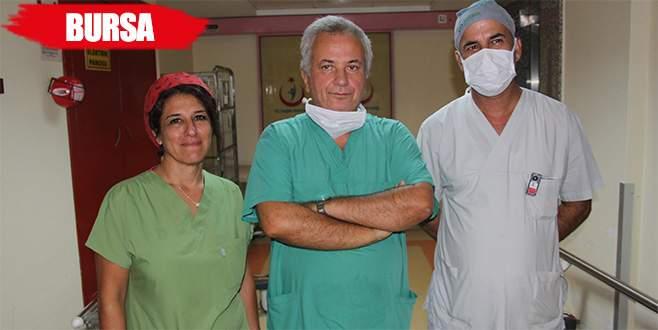 Organları 2 hastaya umut oldu!