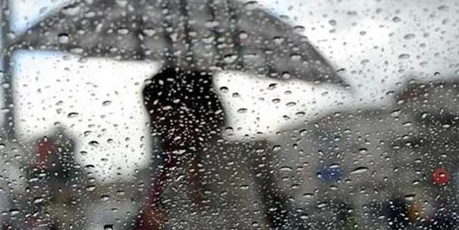 Meteorolojiden Bursa'ya sağanak yağış uyarısı!