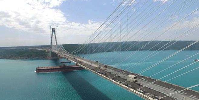 Ağır vasıtalara 3. köprü şartı