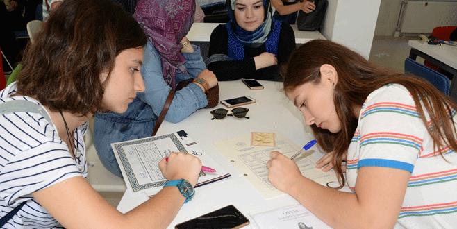 Öğrencilerin gözdesi Uludağ Üniversitesi