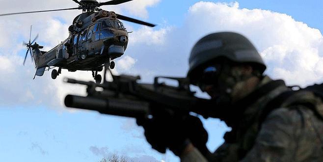 Ağrı'da 2 terörist daha etkisiz hale getirildi
