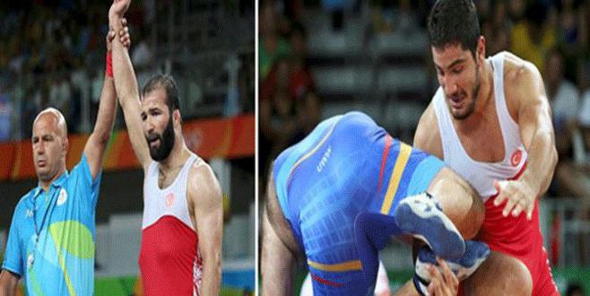 Taha Akgül ve Selim Yaşar finalde