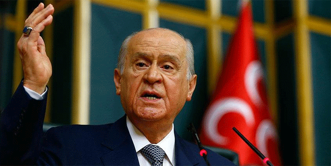 'Türkiye terörizmin belini kıracaktır'