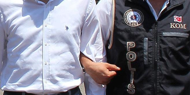 Balyoz Davası savcısı tutuklandı