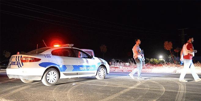 Şanlıurfa'da polis aracına hain tuzak! 1 şehit, 3 yaralı