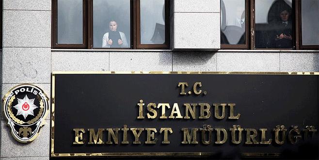 İstanbul emniyetinden 95 personel görevden uzaklaştırıldı