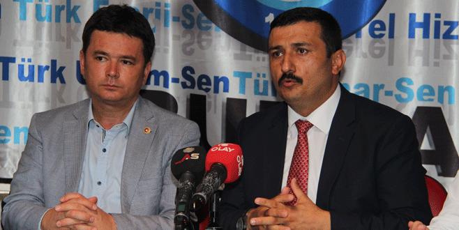 Türkoğlu: 'Talebimiz yalnızca ve ancak hukuk'