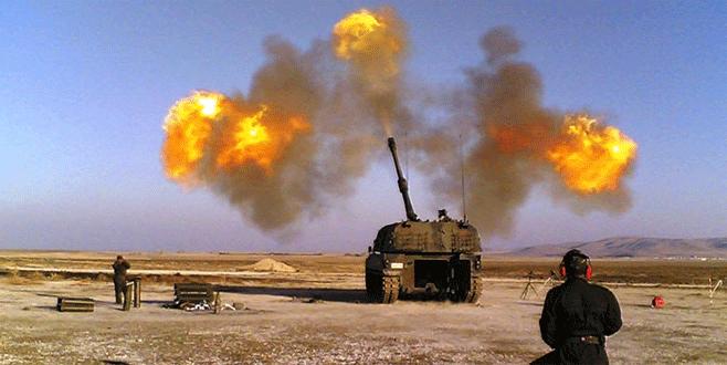Türkiye PYD ve IŞİD'i vurdu