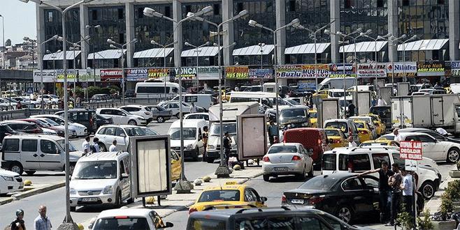 Büyük İstanbul Otogarı'nın tahliyesi istendi