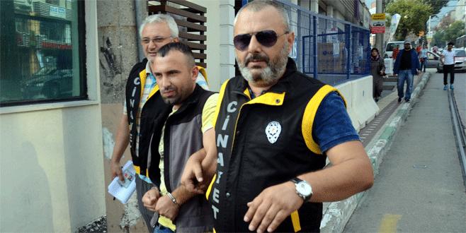 Bursa'da kurşun yağdıran katil zanlısı yakalandı