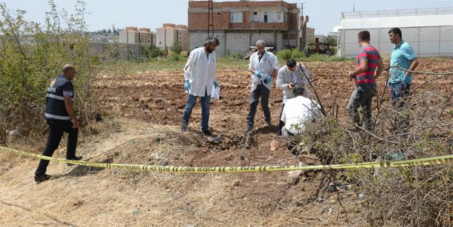 Kilis'e, Suriye'den 3 roket mermisi atıldı