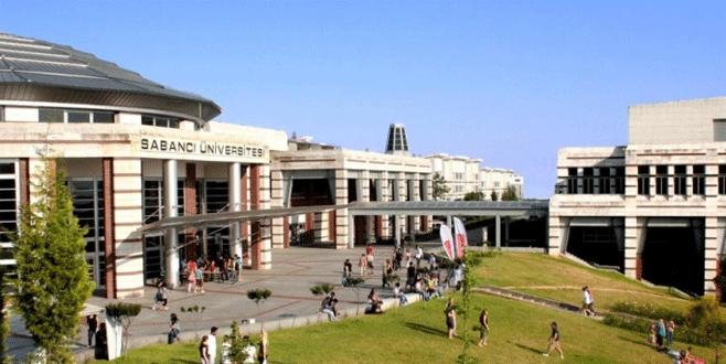 En yenilikçi üniversite Sabancı
