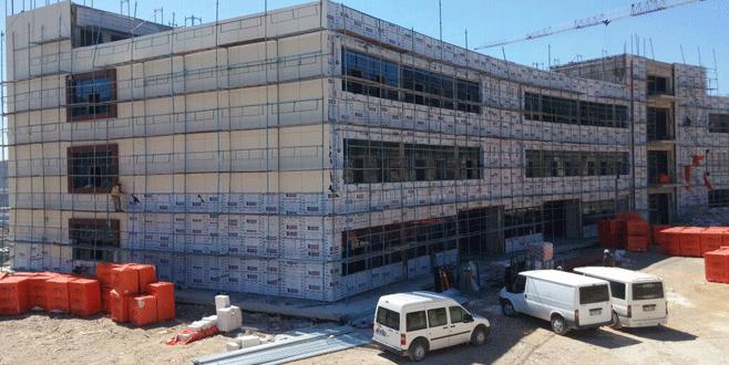 Yeni hastane birinci sınıf hizmet sunacak