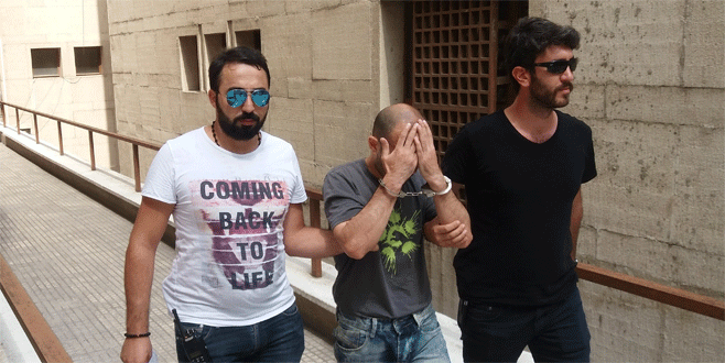 Bursa'da çocuk tacizcisine tutuklama