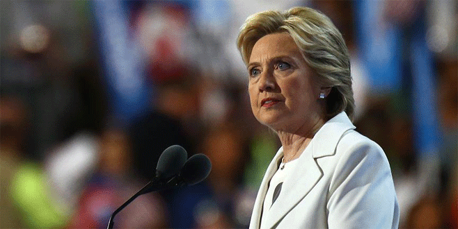 Clinton bağışçılarıyla bizzat görüşmüş