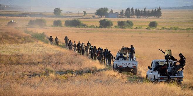 ÖSO Keklice'yi IŞİD'den aldı