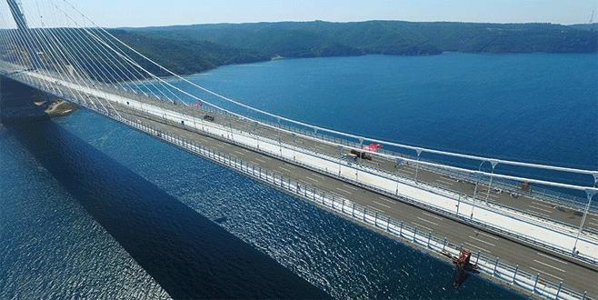 Üçüncü köprüye 135 bin araç garantisi