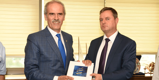 'Bursa Kosova için altın değerinde'