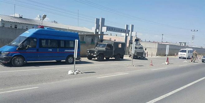 Erzurum'da terör saldırısı