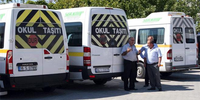 Bursa'da öğrenci servis ücretleri belli oldu