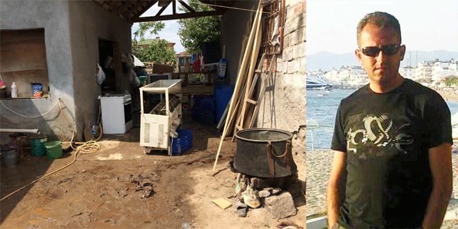 Bursa'da elektrik akımına kapılarak hayatını kaybetti
