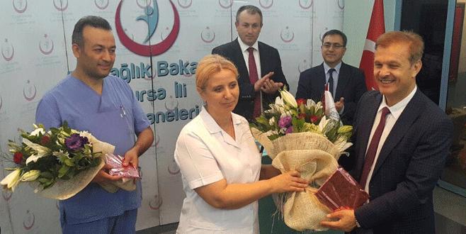 Bursa Asker Hastanesi devredildi!