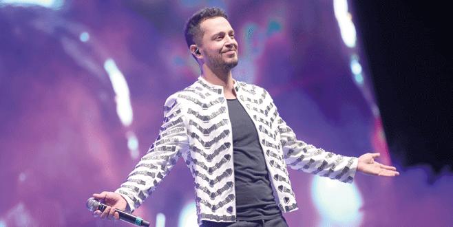 Murat Boz'dan 'Janti' konser