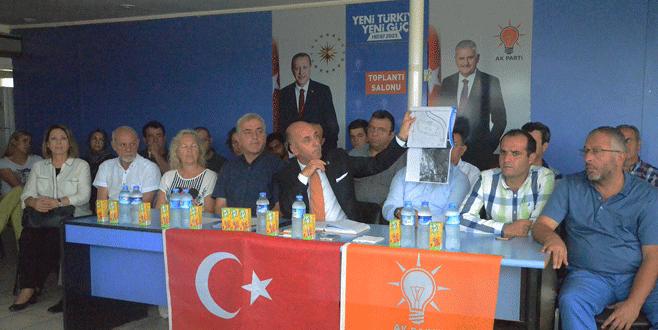 Ünal'dan Türkyılmaz'a sert eleştiri