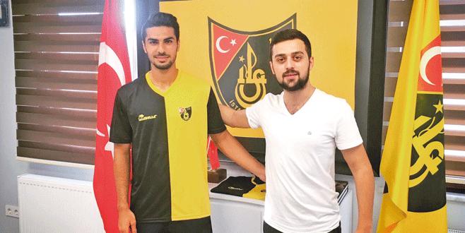 Mehmet Zeki Çelik İstanbulspor'da