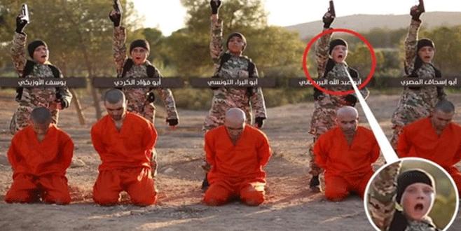 IŞİD'den bir ilk