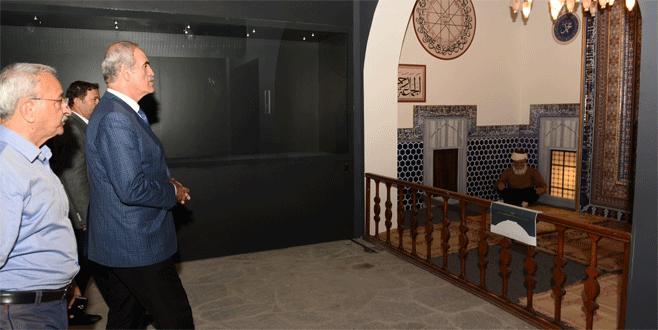 Vakıf Kültürü Müzesi gün sayıyor