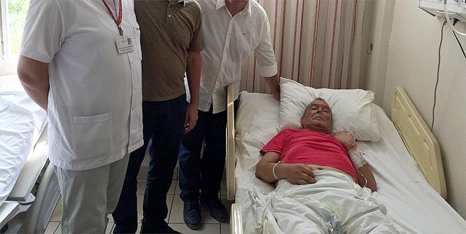 Bursaspor'un eski oyuncusu vefat etti