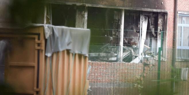 Belçika Kriminoloji Enstitüsü'nde patlama