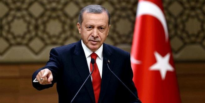 Cumhurbaşkanı Erdoğan'dan 'Cerablus' mesajı