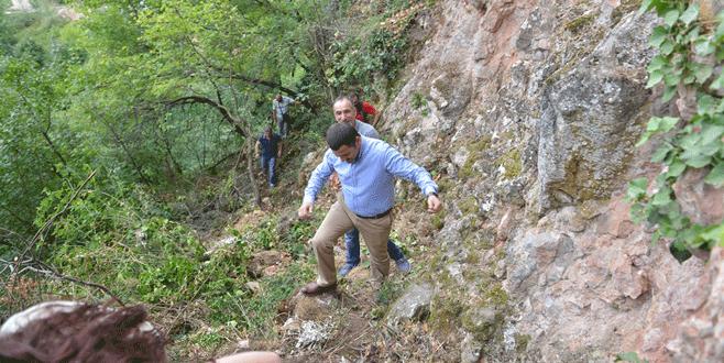 İkiz kayalıklara büyük ilgi