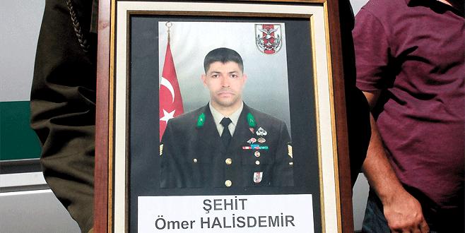 Ömer Halisdemir'i vuran binbaşının ifadesi
