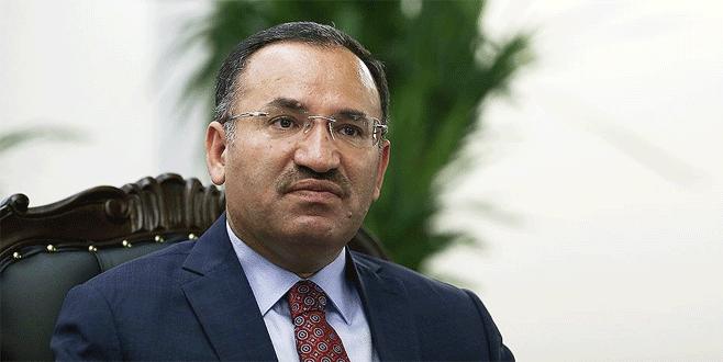 Adalet Bakanı Bozdağ'dan Kılıçdaroğlu ve Feyzioğlu'na çağrı
