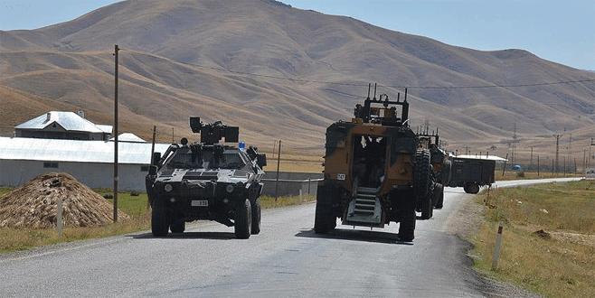 Hakkari'de bazı alanlar 'özel güvenlik bölgesi' ilan edildi