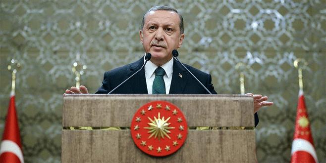 Cumhurbaşkanı Erdoğan: 'Uyanık olmak zorundayız'