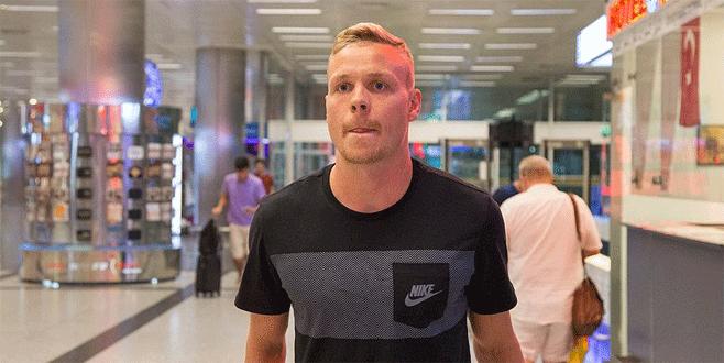 Galatasaray Sigthorsson'u KAP'a bildirdi