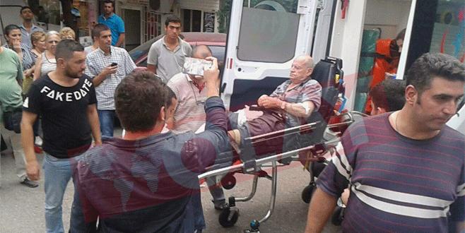 Bursa'da pompalı dehşet: 5 yaralı