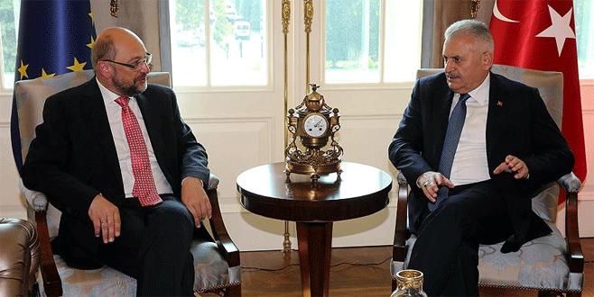 Başbakan Yıldırım: 'Bu bizim ölüm kalım meselemiz'