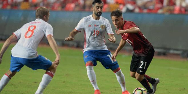 'Türkiye'nin Ronaldosu olabilir'