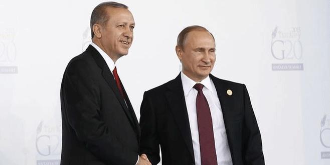 Putin ile bugün bir araya gelecek