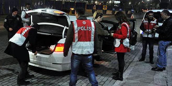 5 bin polisle asayiş uygulaması