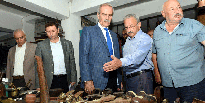 Bursa'ya dünya çapında tarım müzesi kuruluyor
